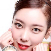 [Gray Contactlens]CF 4COLOR Gray