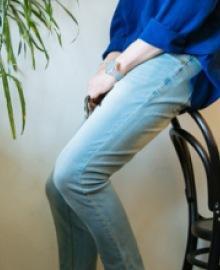 okkane pants 124567