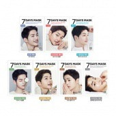 ★Loest price★ Song Jung Gi Mask Pack [FORENCOS] 7 DAYS Mask