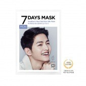 Song Jung Gi [FORENCOS] 7 DAYS Mask Pack 10pcs Mon