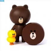 [Missha] M Line Friends Edition Magic Cushion Special Packag