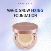 Aprilskin Magic Snow Fixing Foundation 15g