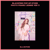 BLACKPINK POP-UP STORE PHOTO FRAME