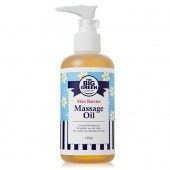 The Big Green Skin Barrier Baby Massage Oil-100% All Natural