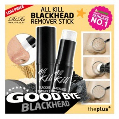 [RiRe] RiRe All Kill Blackhead Remover Stick / dissolves blackheads / sebum removing / easy to use /