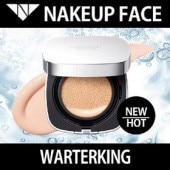 Nakeupface waterking cover cushion