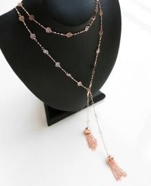 4XTYLE NECKLACES 1046211