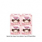 Special Day Happy Pucca Ultra Slim Medium Wings 10P*4pack