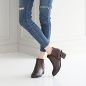 Lovelyshoes walker & boots 15872