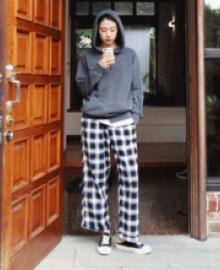 SIBUYA pants 139677