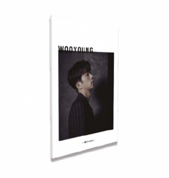 [WOOYOUNG 1st SOLO CONCERT] 포토북