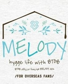 Melody 4th Membership (extension) (oversea delivery)
