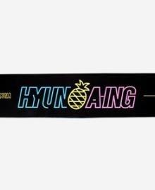 [HyunA] 공식 슬로건 Ver.3