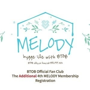 Melody additional 4th (oversea delivery)