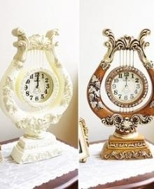 Half Vine Antique Clocks