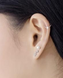 PINKROCKET EARRING 972006