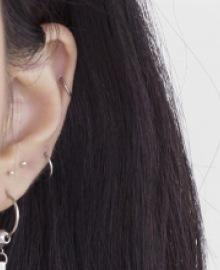 PINKROCKET EARRING 972408